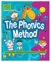 The Phonics Method Workbook I - English