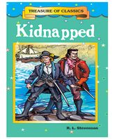 Kidnapped Story Book - English