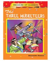 The Three Musketeers Story Book - English