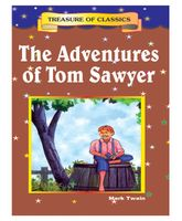 The Adventures Of Tom Sawyer Story Book - English