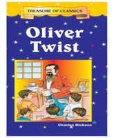 Oliver Twist Story Book - English