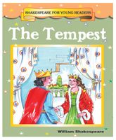 The Tempest Story Book - English