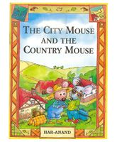 The City Mouse And The Country Mouse - English