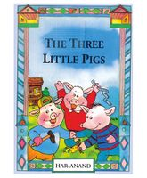 The Three Little Pigs - English