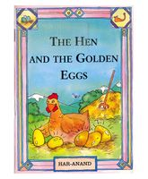 The Hen And The Golden Eggs - English
