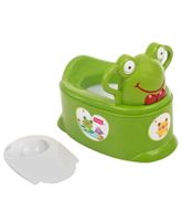 Babyhug Froggy Potty Seat - Green