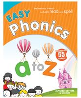 Easy Phonics Alphabets Letters And Sound - English