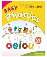 Easy Phonics Short Vowels - English