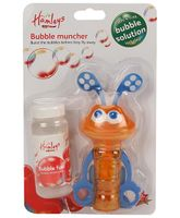 Hamleys Bubble Muncher And Bubble Solution