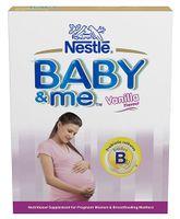 Nestle Baby & Me Vanilla Flavour - 400 gm
