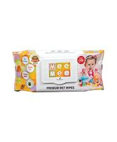 Mee Mee Premium Wet Wipes - 80 Pieces
