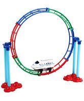Mitashi Dash Roller Coaster Bullet Train Small - Multi Color