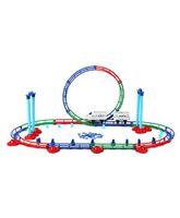Mitashi Dash Roller Coaster Bullet Train Medium - Multi Color