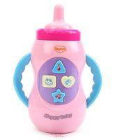 Mitashi Skykidz Musical Bottle Shape Toy - Pink