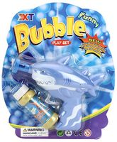 Bubble Gun Shark Shape - Blue