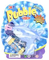 Bubble Gun Shark Shape