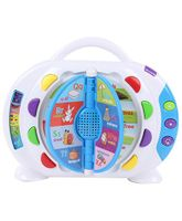 Musical Learning And Activity Toy - White