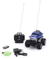 Speed King Remote Control Jeep - Blue