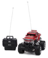 Speed King Remote Control Jeep - Red