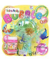Fish Shape Bubble Gun - Green