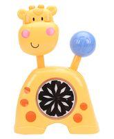 Giraffe Musical Toy - Yellow