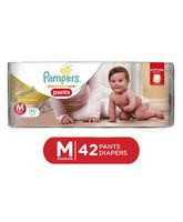 Pampers Premium Care Pant Style Diapers Medium - 42 Pieces