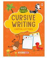 Cursive Writing Trace & Write Capital Letters - English