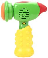 Musical Hammer Toy - Green Yellow