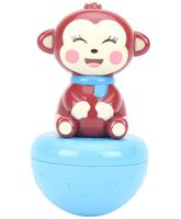 Tumbling Musical Toy - Blue Brown