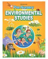 Pre-Nursery Environmental Book - English