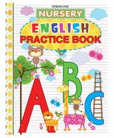 Nursery English Practice Book