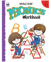 Macaw Phonics Workbook Level 0 - English