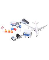 Dickie Airport Play Set - White