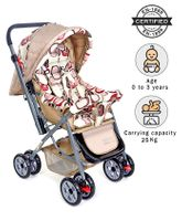 Babyhug Cocoon Stroller - Pink