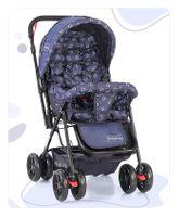 Babyhug Cocoon Stroller - Blue