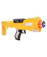 Fab N Funky Gun Dart Baby Toy Gun - Yellow
