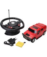 Majorette Hummer Gravity Speed Remote Controlled Toy - Red