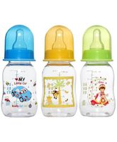 Mee Mee Feeding Bottle - 3 Piece Set
