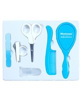 Morisons Baby Dreams Caring Kit Blue - 6 Pieces
