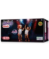 Libero Pant Style Diapers Small - 26 Pieces