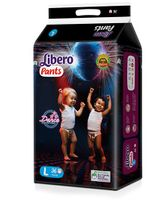 Libero Pant Style Diapers Large - 36 Pieces