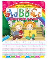 My Activity ABC Writing Book - English