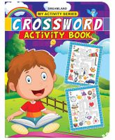 My Activity Crossword Activity Book - English