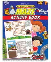 My Activity Maze Activity Book - English