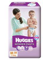 Huggies Wonder Pants Medium Size Pant Style Diapers - 38 Pieces
