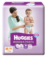 Huggies Wonder Pants Medium Pant Style Diapers - 56 Pieces