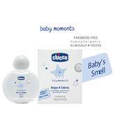 Chicco Baby Moments Eau De Cologne - 100 ml