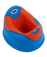 Babyhug Potty Chair - Blue And Orange