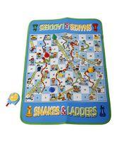 Mitashi Playsmart Giant Snakes & Ladders