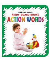 Kiddy Board Book - Action Words